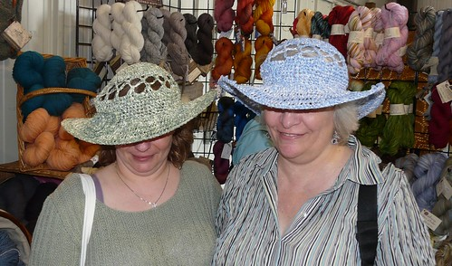 Cute crochet hats!