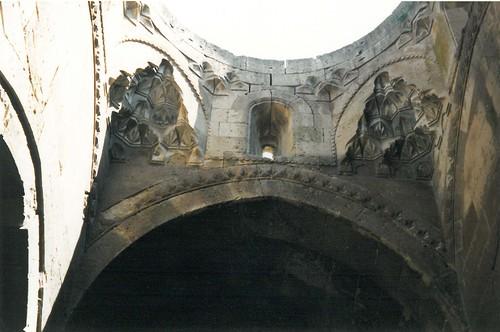 tk1996-han Agzikarahan, voûte brisée