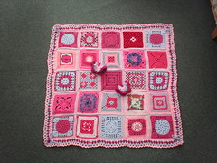 I just love this Blanket! Thanks to everyone! 'Please add note' if you see your Square!