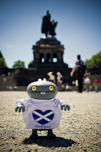 Uglyworld #1119 - Deutsches Eck (Project BIG - Image 153-365) by www.bazpics.com