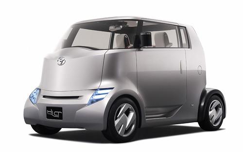 Toyota HI-CT Plug-In Concept
