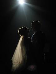 Novios... (Infozeus) Tags: wedding boda ricardo octubre matrimonio baile 2007 ayleen