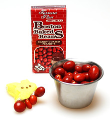 Peeps & Boston Baked Beans
