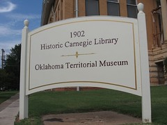 Oklahoma Territorial Museum / 1902 Historic Carnegie Library