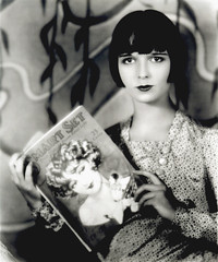 Louise Brooks, the serialist