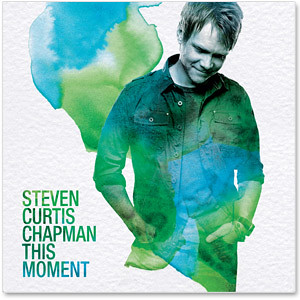 Steven Curtis Chapman Compact Disc cover of This Moment