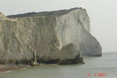 Seaford Cliffs (Jolly Japers Jen) Tags: lighthouse eastbourne birlinggap rockpools