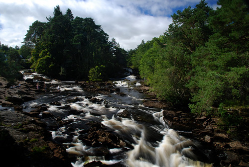 Falls of Dochart 01