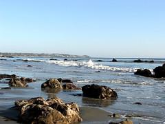 DSCF8925 (ttelfair) Tags: ocean california seascape beach landscape sand waves pacificocean beaches elmatadorstatebeach shorenature