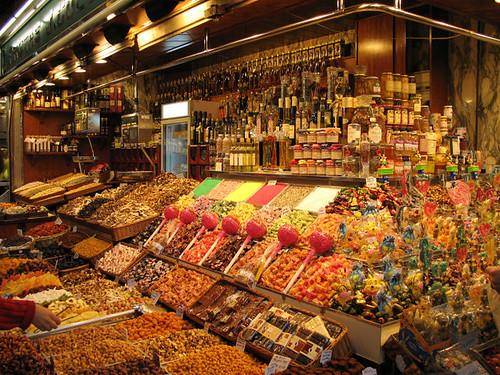 Boqueria Market, Barcelona 4