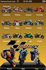 Moto GP designed by DobyTheDoggy