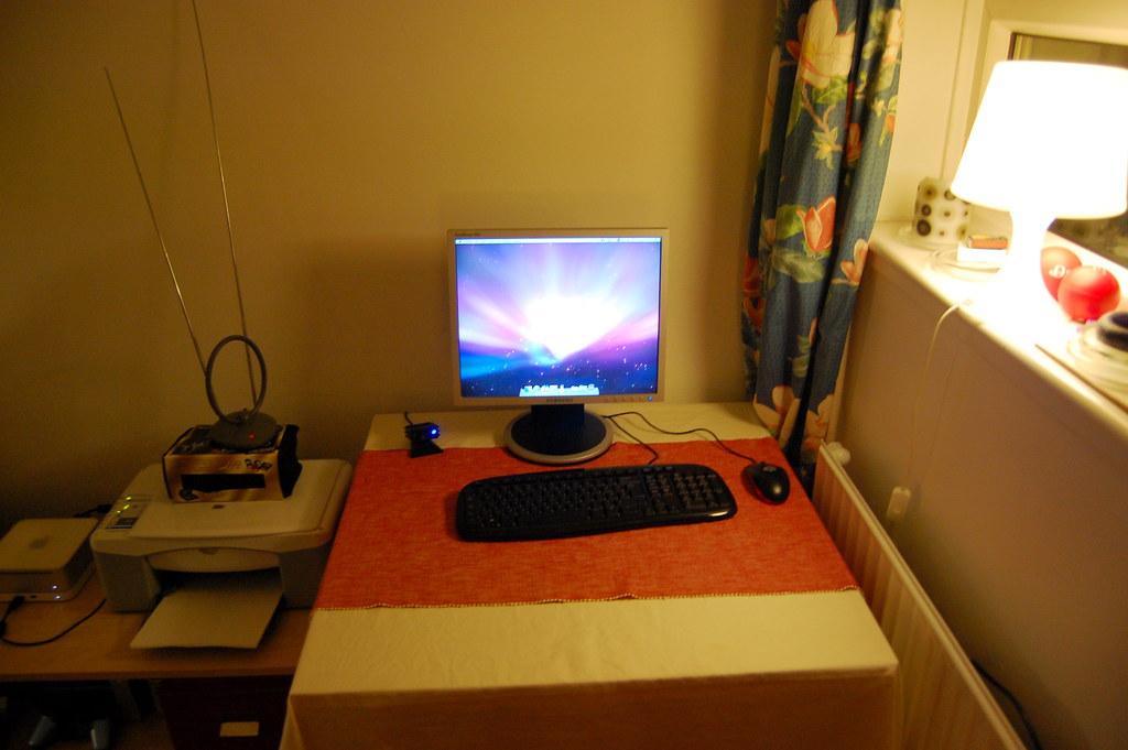 Mac Mini Setup