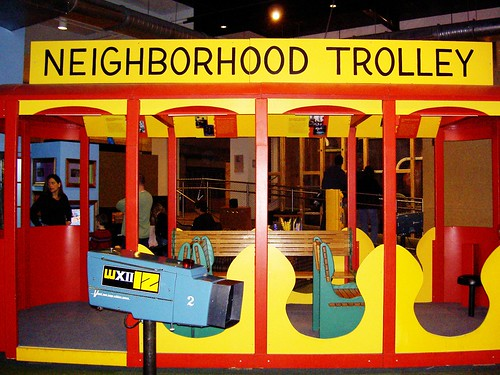 Mister Rogers's Neighboorhood Trolley