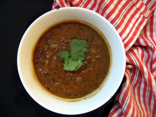 Black Bean Pumpkin Soup Smitten Kitchen