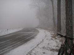 Winter auf dem Bözberg