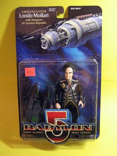 Babylon 5 Londo