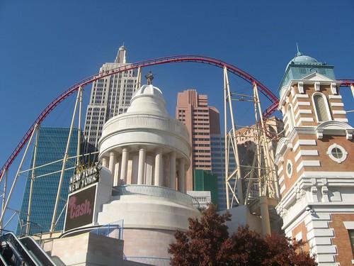Las Vegas #14 New York New York