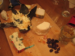 cheese plate, semi-decimated