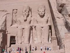 Abu Simbel from Aswan #30 (Clive1945) Tags: egypt nile abusimbel nikoncoolpix995 amonra ramses11