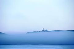 Quiet is the new loud (Bozze) Tags: lighthouse fog amazing stunning minimalism finnmark varanger mywinners hornoya wwwoppnahorisonterse