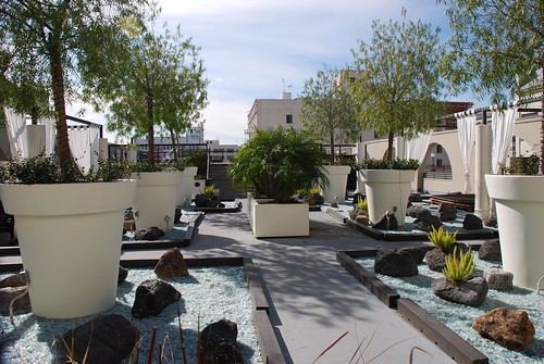 Rooftop Garden, Pacific Electric Building