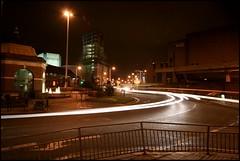 (Roger.The.Dodger) Tags: longexposure winter england unitedkingdom leeds january nightshoot nighttime westyorkshire slowshutterspeed ringroad carheadlights leedsflickrgroup