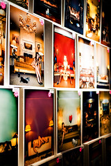 merkley wall (Andrei Z) Tags: sanfrancisco california party art wall nikon gallery photos interior 50mmf18d d3 concepts 10fathomsvu 10fathomsvu20080118