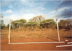 Old Goalposts!