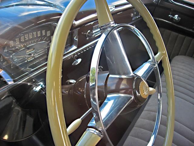 cars sedan la santamonica cadillac 1950 sixtyspecial