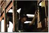 Indiana Jo(ha)nes (.Tatiana.) Tags: friends brazil train trem ferrugem paranapiacaba countingcrows enferrujado johanes fotoclube johanesduarte siteparavendadefotos httpwwwplanobfotodesigncom fototatianasapateiro johanesmylove3