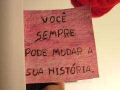 Eu acredito (DeniSomera) Tags: vida mudar história mudança recomeço recomeçar reviravolta