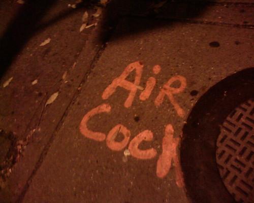 air cock