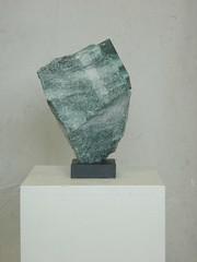 2007 Lapplandgreen 31 cm 3 (sepp pfiffner) Tags: schweiz skulptur chur grind atelier künstler maler marmor calanda pfiffner skulpturen bildhauer langhals trimmis sepppfiffner