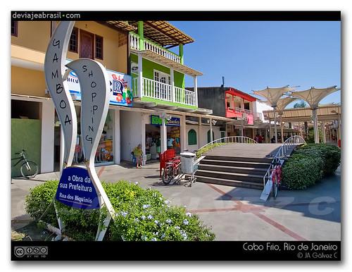 rua dos Biquinis, Cabo Frio
