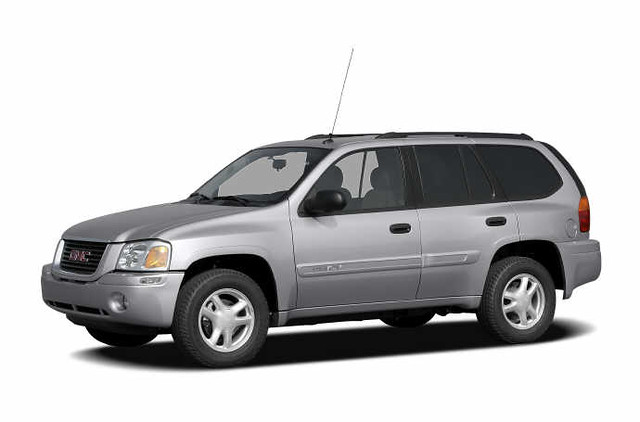 officialeriecountyvehicle 2008gmcenvoy eriecountyexecutivemarkdivecchio