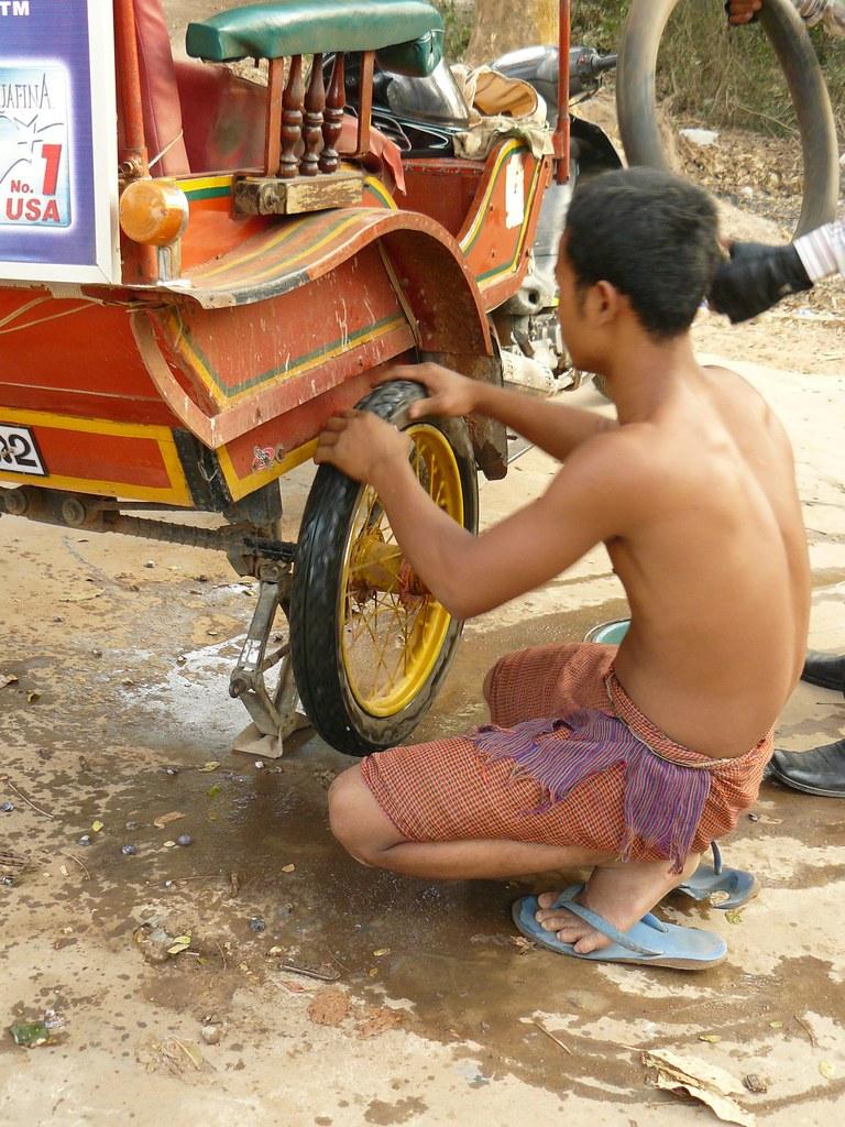 Cambodge - Angkor #113
