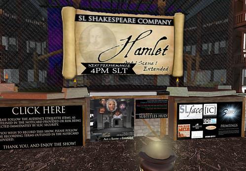 SLSC - Hamlet