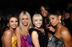 danity kane album release party pictures