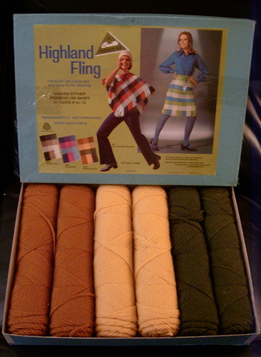 ANOTHER Vintage Poncho Kit