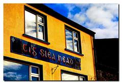 The Dingle Peninsula (.finding.ireland.) Tags: county ireland west 2004 drive march head south dingle kerry 35mmfilm celtic easy etsy peninsula interest slea top20ireland findingireland tigsleahead 32k04172008 pinterest pinterst