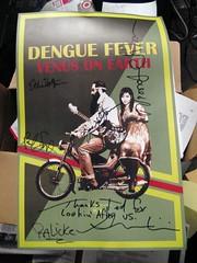 Dengue Fever live!