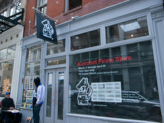Kidrobot Pirate Store by Laughing Squid, on Flickr