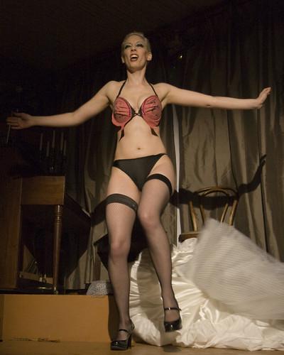Tom Waits Bourlesque