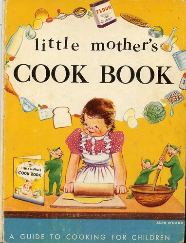 Little Mother's Cookbook, 1952