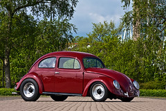 (Andreas Reinhold) Tags: vw bug volkswagen beetle callook oval kfer centerline aircooled type1 dfl centerlines