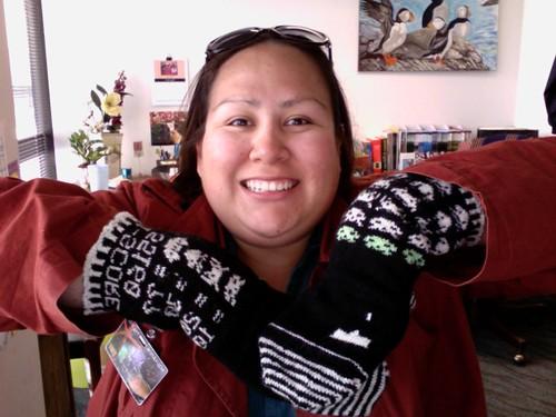 Space Invader Socks!