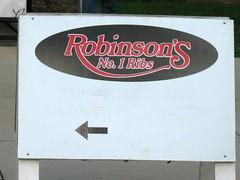 Robinson's No. 1 Ribs