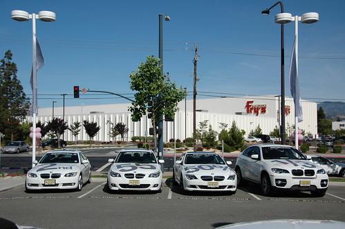 BMW fleets