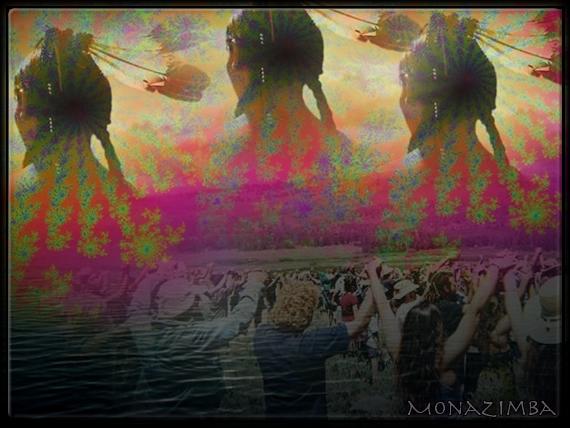 prophethie,creation,fireworks,Monazimba,terre,indiens amerique