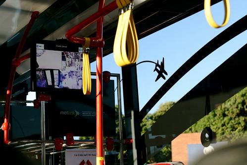 Thursday: Crazy Modern Bus